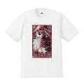 大森靖子 × TOWER RECORDS T-shirts ホワイト Sサイズ