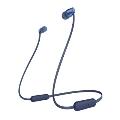 SONY Bluetoothイヤホン WI-C310/ブルー