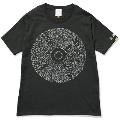 131 □□□ NO MUSIC, NO LIFE. T-shirt (グリーン電力証書付) Black/XLサイズ