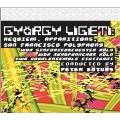 Ligeti: Requiem, Apparitions, San Francisco Polyphony [CD+DVD-Audio]