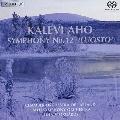 "K.Aho: Symphony No.12 ""Luosto""  / John Storgards(cond), Lahti SO, Lapland Chamber Orchestra, Taina Piira(S), Aki Alamikkotervo(T), etc"
