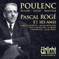 Poulenc: Sonates, Elegie, Bagatelle