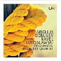 ドビュッシー、シベリウス、ラヴェル、ルトスラフスキー: 弦楽4重奏曲
