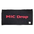 BTS MIC Drop タオル/Black