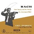 J.S. バッハ: 無伴奏ヴァイオリンのためのソナタ&パルティータ(全曲)<限定盤>