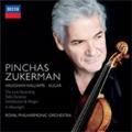Pinchas Zukerman plays Vaughan Williams & Elger