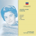 Lisa della Casa in Recital - Schubert, Brahms, H.Wolf, R.Strauss