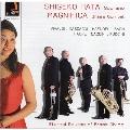 金管五重奏を伴う様々なアリア、歌曲集 [CD+DVD(PAL)]