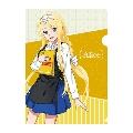 ソードアート・オンライン アリシゼーション × TOWER RECORDS A4クリアファイル アリス
