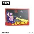 BT21 ダイカットクリアファイル Vol.3/COOKY