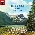 シベリウス: ヴァイオリン協奏曲、2つのセレナード、ユモレスク第5番