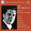 John McCormack Vol.6 - The Accoustic Recordings (1915-16) / John McCormack(T), Fritz Kreisler(vn), Emile Keneke(tp)