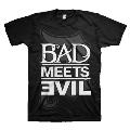 Bad Meets Evil 「Square Logo」 T-shirt Lサイズ