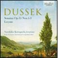 Dussek: Piano Sonatas Op.35 No.1-No.3, Lecons Op.16, etc