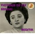 Victoria de Los Angeles - Recital
