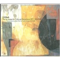 J.S.Bach(Eliot Fisk): Sonatas for Violin, Guitar and Cello BWV.1014-BWV.1019