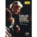 Brahms: 4 Symphonies No.1-No.4 / Herbert von Karajan, BPO