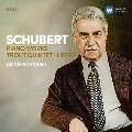 シューベルト: ピアノ作品集、ます、歌曲集