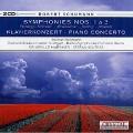 Schumann: Symphonies No.1, No.3, Piano Concerto Op.54, etc