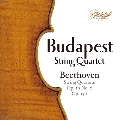 ベートーヴェン: 弦楽四重奏曲第8番、第13番