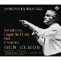 ブラームス: 交響曲全集, ハンガリー舞曲より, 大学祝典序曲, 悲劇的序曲<タワーレコード限定>