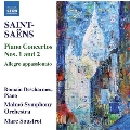 Saint-Saens: Piano Concertos No.1and 2, Allegro appassionato