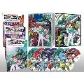 新幹線変形ロボ シンカリオン Complete Blu-ray BOX
