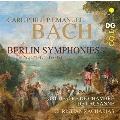 C.P.E.バッハ: ベルリン交響曲(シンフォニア)集
