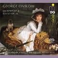 オンスロウ: 木管五重奏曲 Op.81、六重奏曲第1番 Op.30