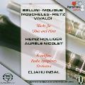 Works for Oboe and Flute / Holliger, Nicolet