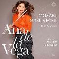 モーツァルト&ミスリヴェチェク: フルート協奏曲