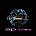 APOLLON/starting over<通常盤>