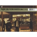 THANK YOU YOSHII KAZUYA Live At Budokan<通常盤>