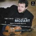 モーツァルト:ヴァイオリン協奏曲 第1番~第3番