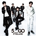 5.....GO [CD+DVD]<初回限定盤B>