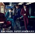 JOIN HANDS [CD+DVD]
