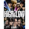 HiGH & LOW SEASON 1 完全版 BOX[RZBD-86092/5][DVD]