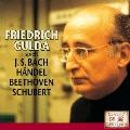 J.S.バッハ:イタリア協奏曲 パッサカリア(ヘンデル)/即興曲作品90の4(シューベルト) エリーゼのために(ベートーヴェン) 他全10曲