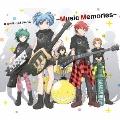 暗殺教室 ベストアルバム ~Music Memories~ [2CD+DVD]<初回生産限定盤>