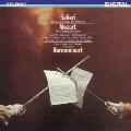 サリエリ:まずは音楽、おつぎが言葉 モーツァルト:劇場支配人