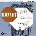 モーツァルト:交響曲第36番「リンツ」、交響曲第38番「プラハ」 [UHQCD]
