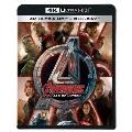 アベンジャーズ/エイジ・オブ・ウルトロン 4K UHD [4K Ultra HD Blu-ray Disc+Blu-ray Disc]
