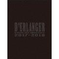 D'ERLANGER REUNION 10TH ANNIVERSARY LIVE 2017-2018 [2Blu-ray Disc+2CD]<完全生産限定版>