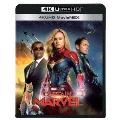 キャプテン・マーベル 4K UHD MovieNEX [4K Ultra HD Blu-ray Disc+3D Blu-ray Disc+Blu-ray Disc]