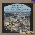 ベートーヴェン:弦楽四重奏曲第10番「ハープ」・第11番「セリオーソ」