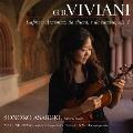 G.B.ヴィヴィアーニ: 教会と室内のためのカプリッチョ・アルモニコ 作品4
