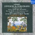 ヘンデル:木管楽器のためのソナタ全集 <期間限定生産盤>