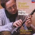 モーツァルト&R.シュトラウス: オーボエ協奏曲 / ハインツ・ホリガー, エド・デ・ワールト, ニュー・フィルハーモニア管弦楽団