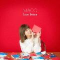 love letter [CD+DVD]<初回限定盤>