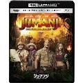 ジュマンジ/ウェルカム・トゥ・ジャングル [4K Ultra HD Blu-ray Disc+Blu-ray Disc]